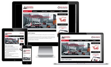 İstanbul Forklift Kiralama