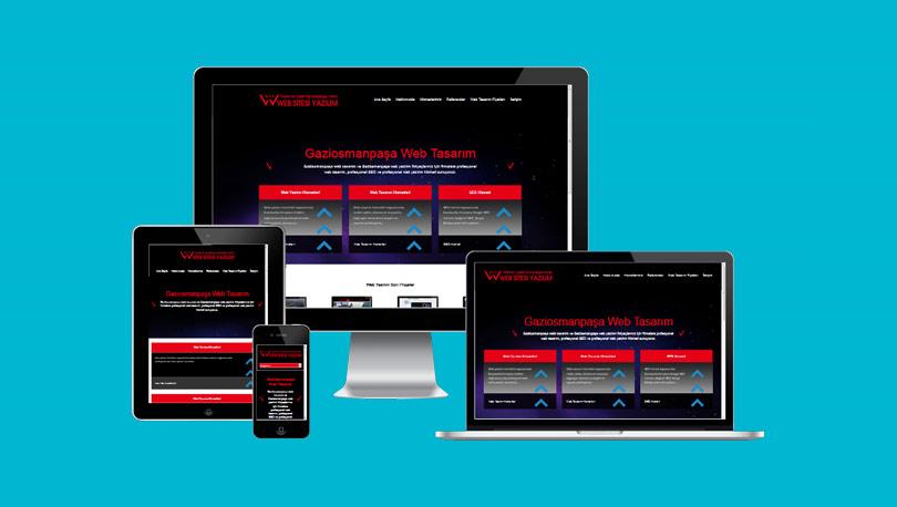Gaziosmanpaşa Web Tasarım