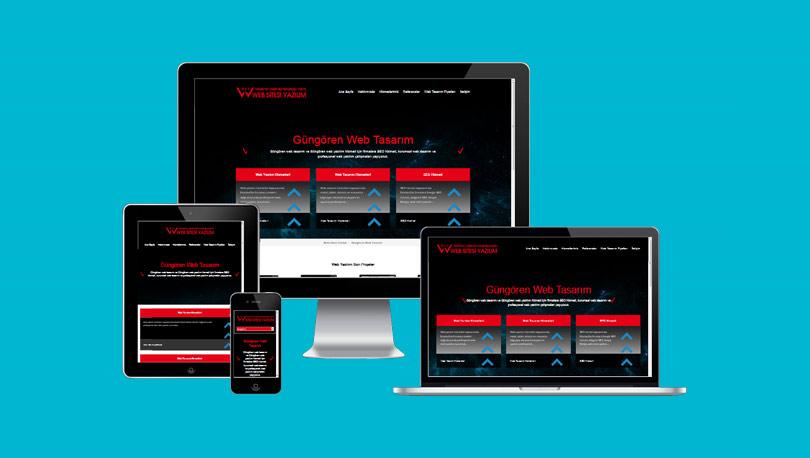 Güngören Web Tasarım