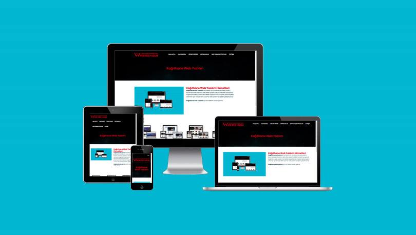 Kağıthane Web Yazılım