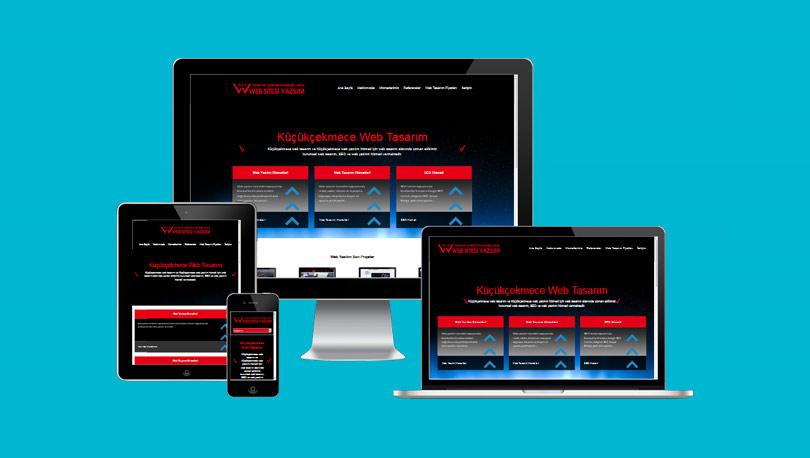 Küçükçekmece Web Tasarım