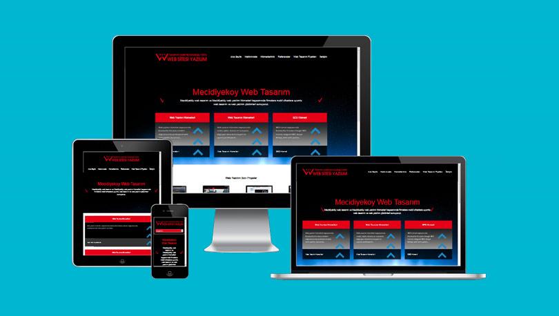 Mecidiyeköy Web Tasarım