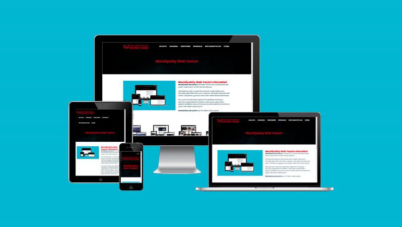 Mecidiyeköy Web Yazılım