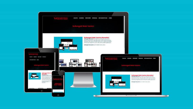 Sultangazi Web Yazılım